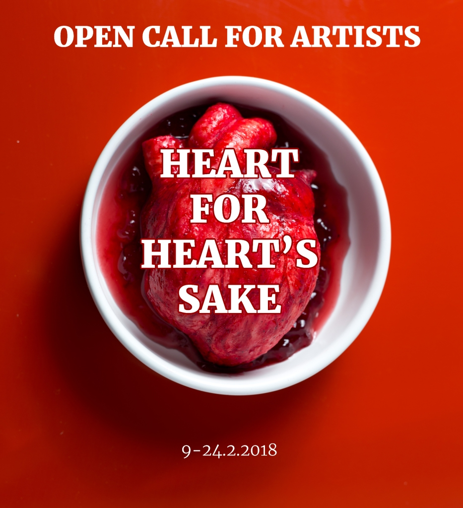 art for hearts sake The phrase 'art for art's sake' condenses the notion that art has its own value and should be its legacy has been at the heart of 20th century ideas about.